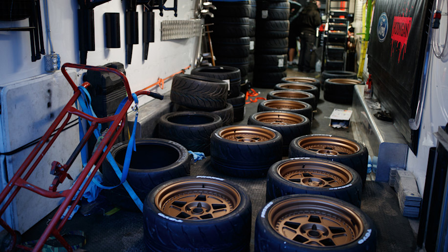 9. It's specially designed to destroy special tires