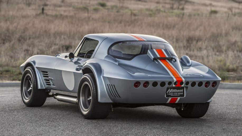 Superformance Corvette Grand Sport First Drive: A roarty, snorting real-life unicorn