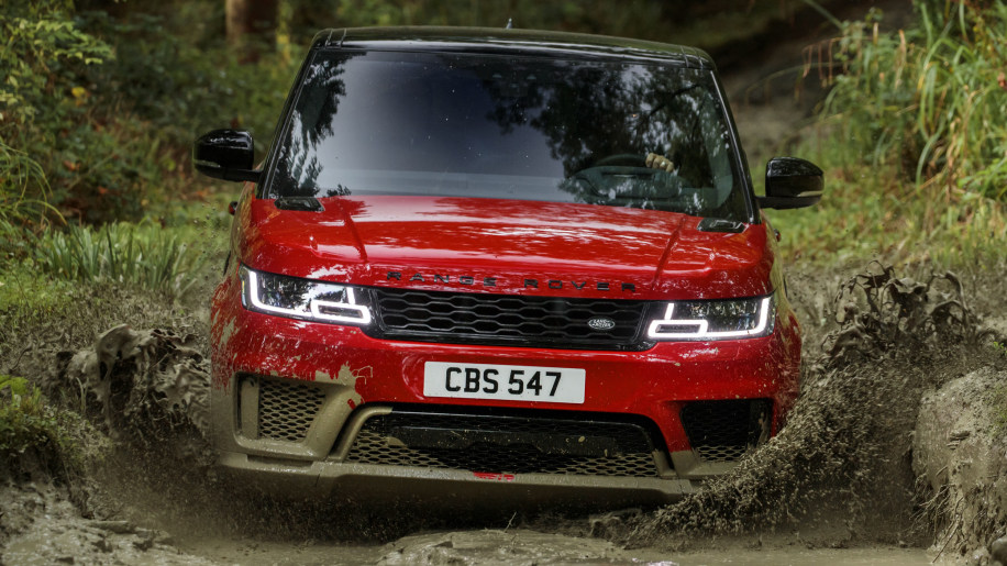 What s the difference between Range Rover Sport Velar
