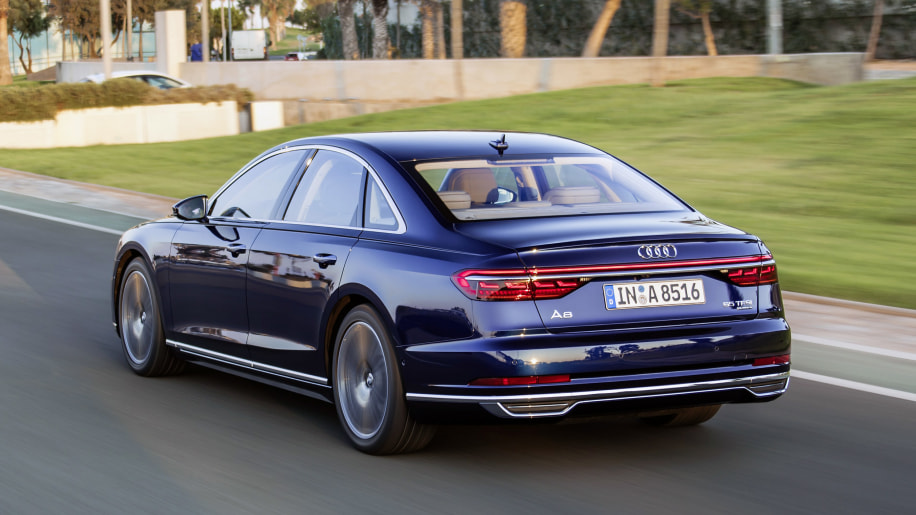 2019 audi a8 first drive photo gallery autoblog. Black Bedroom Furniture Sets. Home Design Ideas