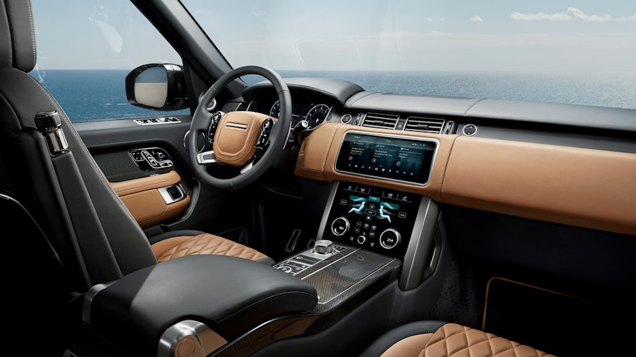 2018 Range Rover Comfier Seats More Power Updated Dual Screen
