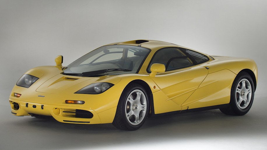 This never-registered 1997 McLaren F1 is for sale, if you have the ...