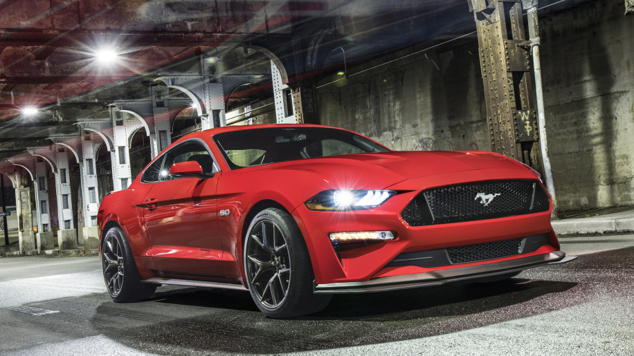 2018 Ford Mustang Gt Gets New Level 2 Performance Pack