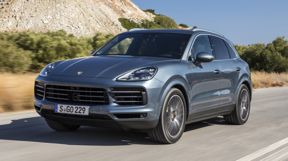 Porsche Cayenne Coupe would compete with BMW X6 - Autoblog