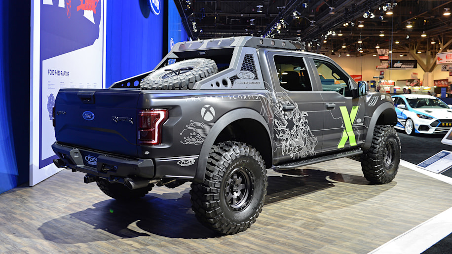 Some Of Our Favorite Ford Truck And Suv Concepts Coming To Sema