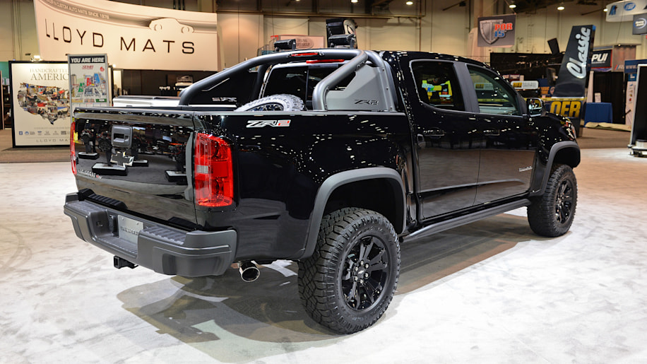 2017 chevy colorado midnight edition best new cars for 2018. Black Bedroom Furniture Sets. Home Design Ideas
