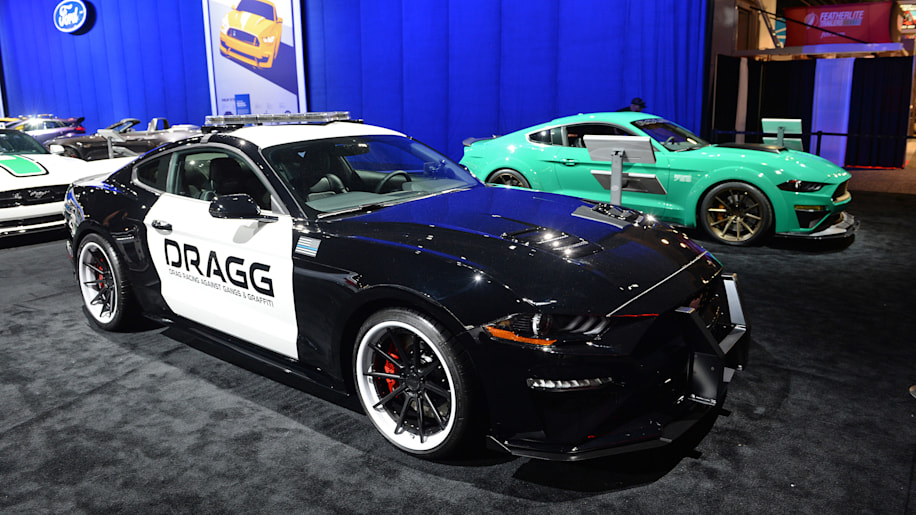 Customized Mustang >> Custom Mustang Palooza Headed To Ford S Sema Booth Autoblog