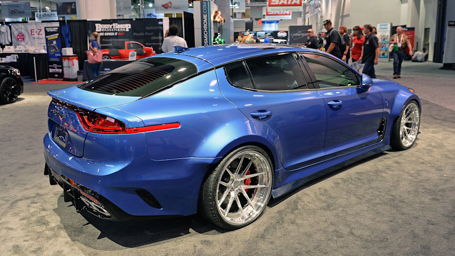 2018 Kia Stinger Gt New Car Release Date And Review 2018