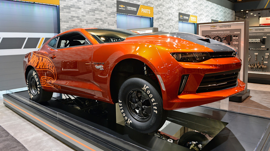 2018 Chevrolet COPO Camaro: SEMA 2017 Photo Gallery - Autoblog