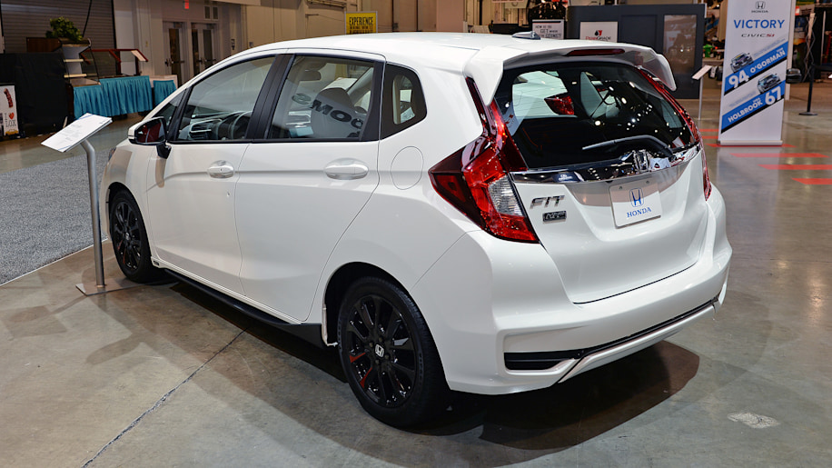 honda showcases civic type r civic si fit performance. Black Bedroom Furniture Sets. Home Design Ideas