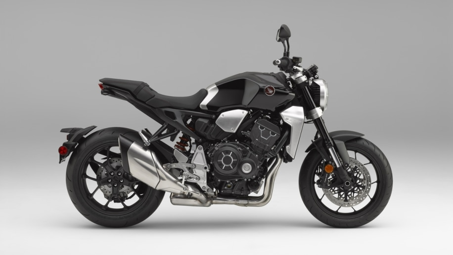 Honda unveils 2 new motorcycles, including retro flavored