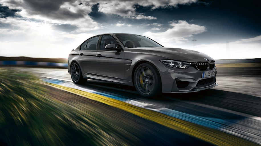 BMW Unveils New 2018 M3 CS