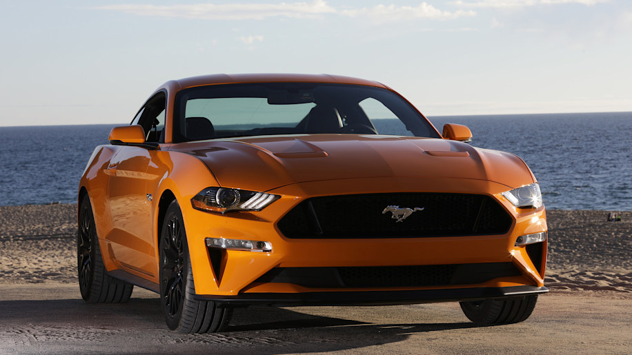 2018 Ford Mustang First Drive Review | When I get that ...