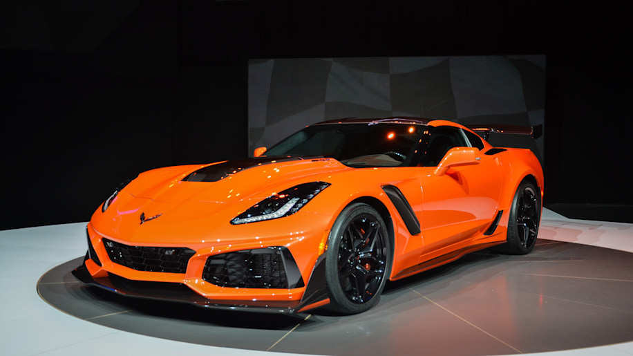 2019 Chevy Corvette Zr1 All Hail The 755 Horsepower C7