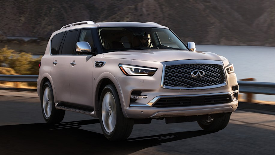 2018 infiniti qx80 photo gallery autoblog. Black Bedroom Furniture Sets. Home Design Ideas