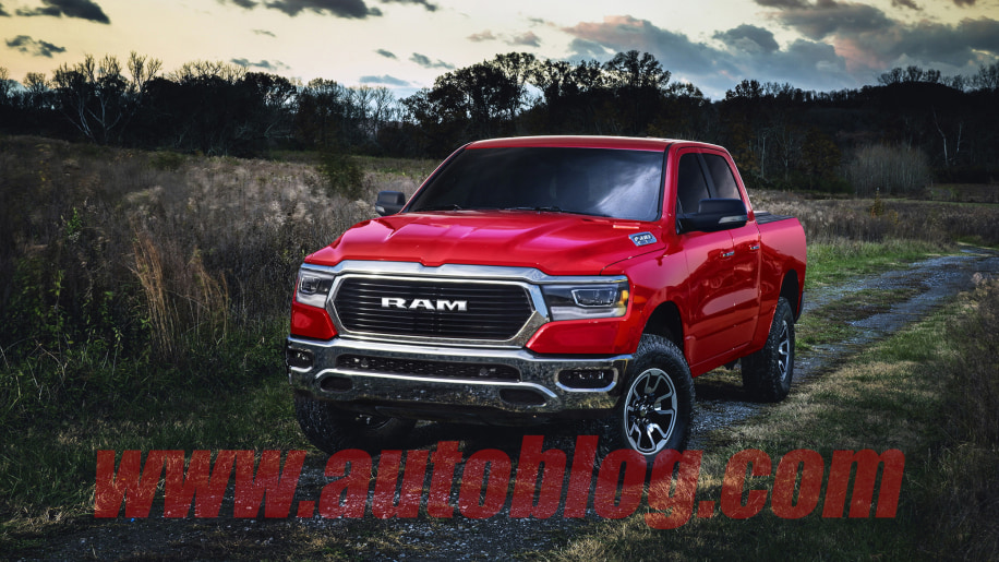 2019 Ram Rendered Competing Products Blue Oval Forums