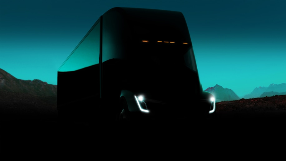 Image result for this ex-trucker has some questions about the tesla semi