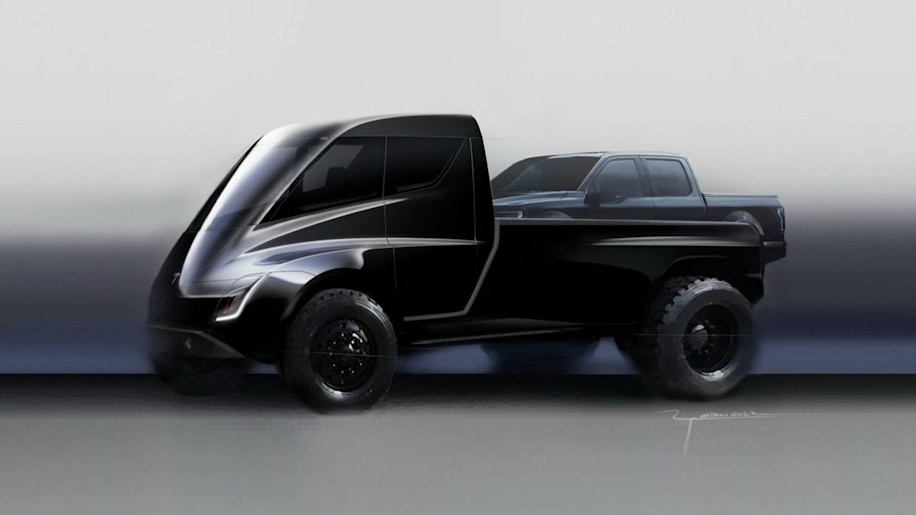 Tesla to make pickup truck after Model Y crossover