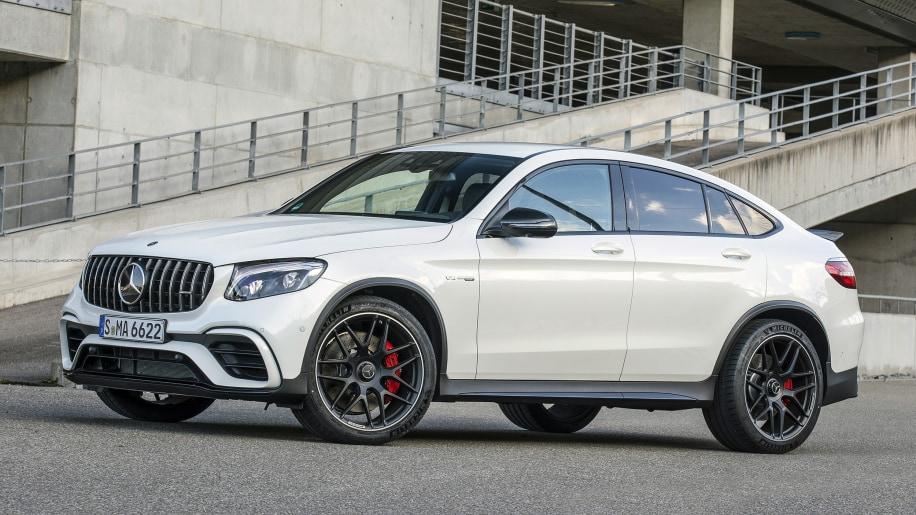 2018 mercedes amg glc 63 s 4matic coupe review autoblog. Black Bedroom Furniture Sets. Home Design Ideas