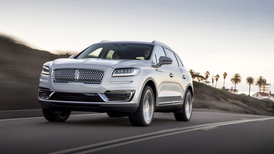 Lincoln Nautilus takes over for the MKX