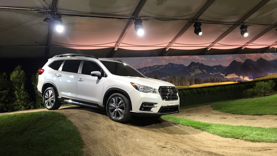 Subaru Ascent pricing announced, starting at $32970