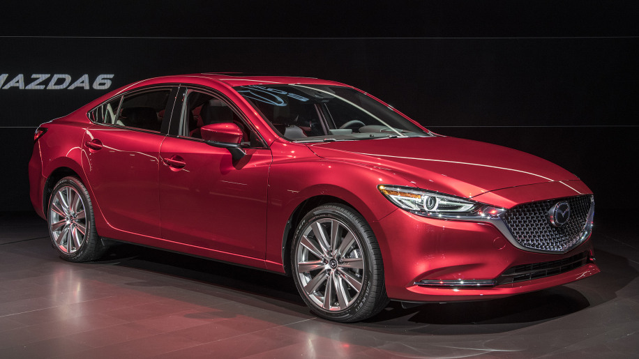Mazda Mazda Adds Powerful Turbo Engine More Efficient Base - Mazda la