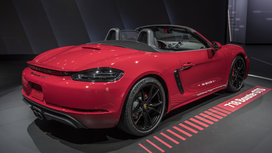 2018 Porsche Boxster And Cayman Gts Are A Relative
