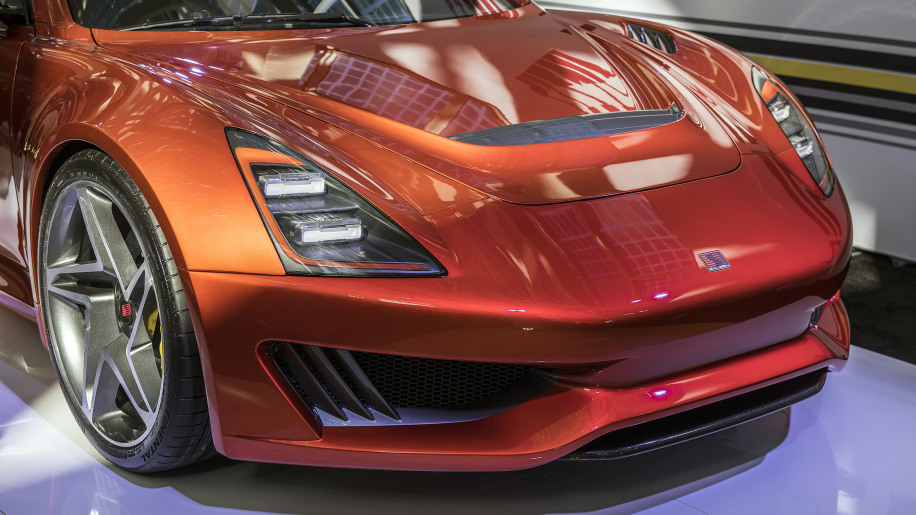 Saleen 1 priced at $100,000