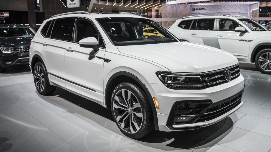 2018 volkswagen tiguan r line la 2017 photo gallery. Black Bedroom Furniture Sets. Home Design Ideas