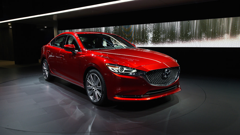 Fifth Place 2018 Mazda 6 32 Points
