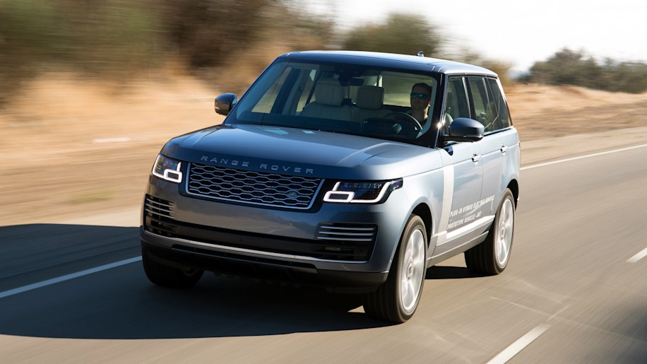 2019 Land Rover Range Rover PHEV Autobiography