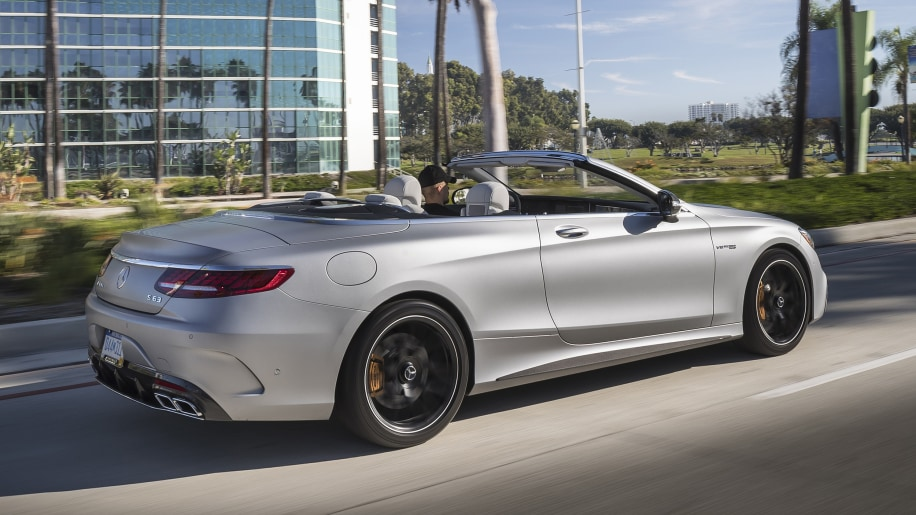 2018 Mercedes-Benz S-Class Coupe/Cabriolet Review | Creamy goodness