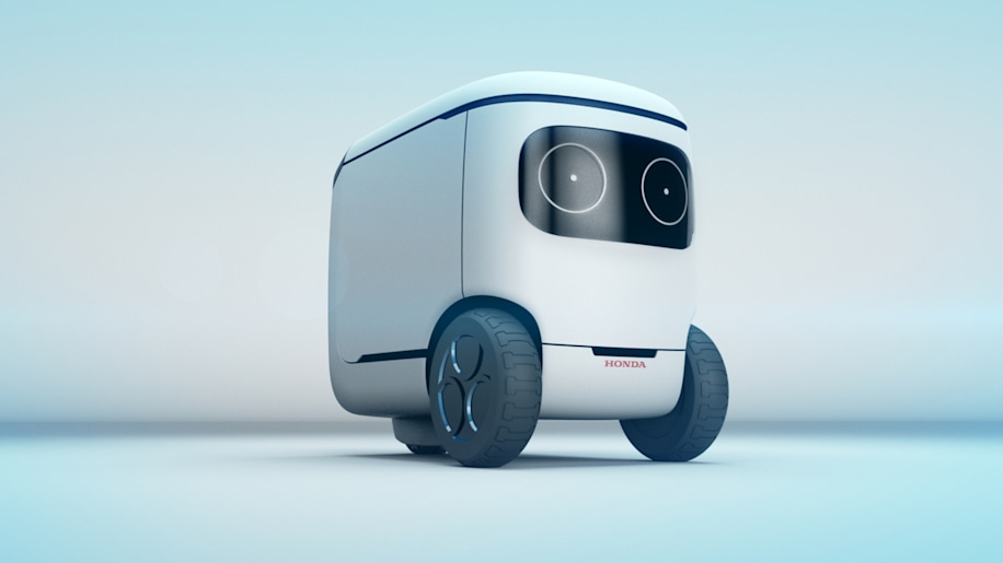 Cute Honda robots coming to 2018 CES