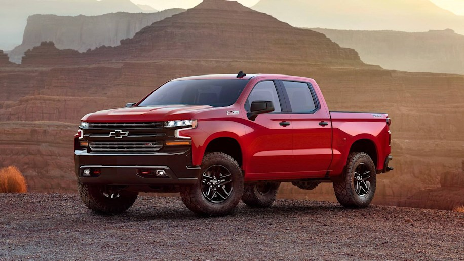 General Motors Company (GM) Hoping Totally Redesigned Silverado Can Boost Truck Sales