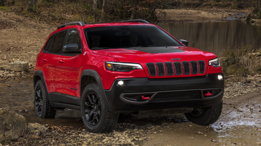 Jeep Cherokee's new look revealed for 2019