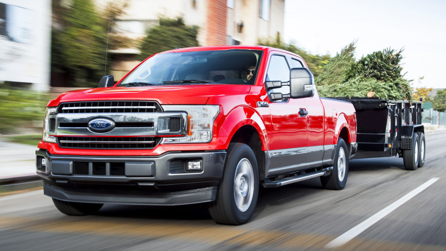 Ford F-150 Power Stroke Diesel First Look: Lionhearted