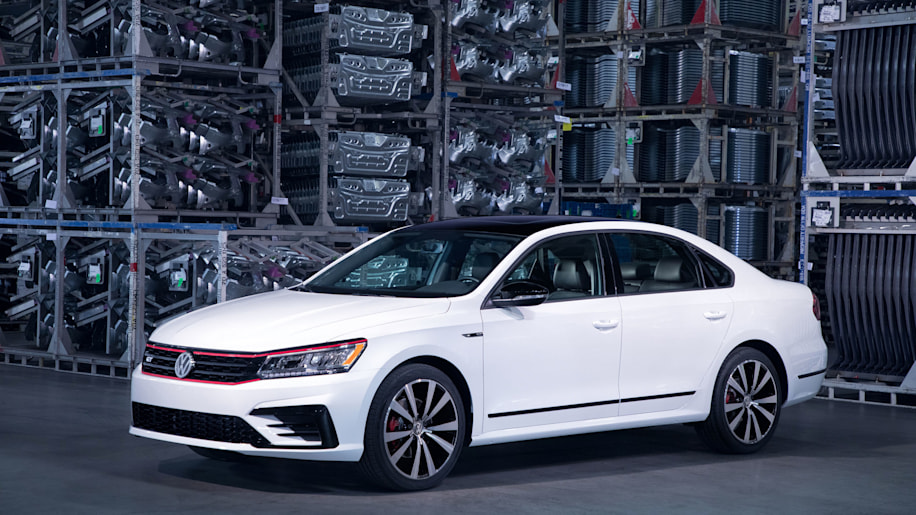 Vw Passat Gt Review Don T Expect A Gti But There S Lots