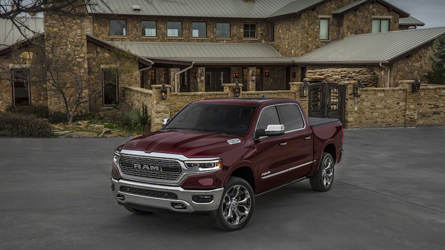 Ram unveils redesigned 2019 1500 pickup at Detroit auto show