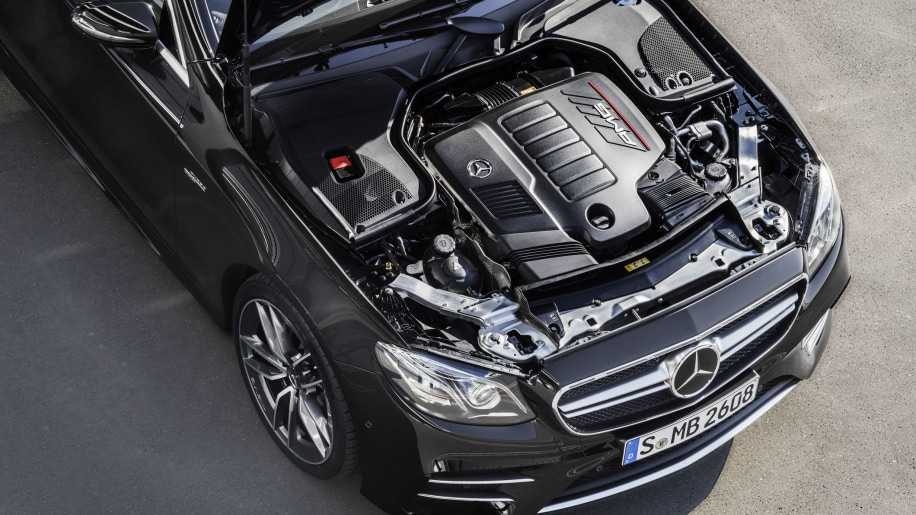Mercedes Amg 53 Inline Six Turbo Hybrid And A Bounty Of