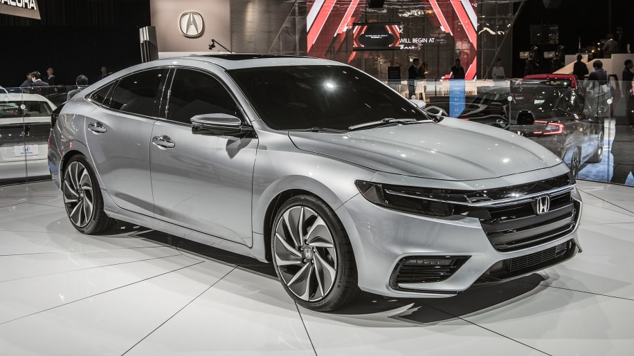 2019 Honda Insight Details