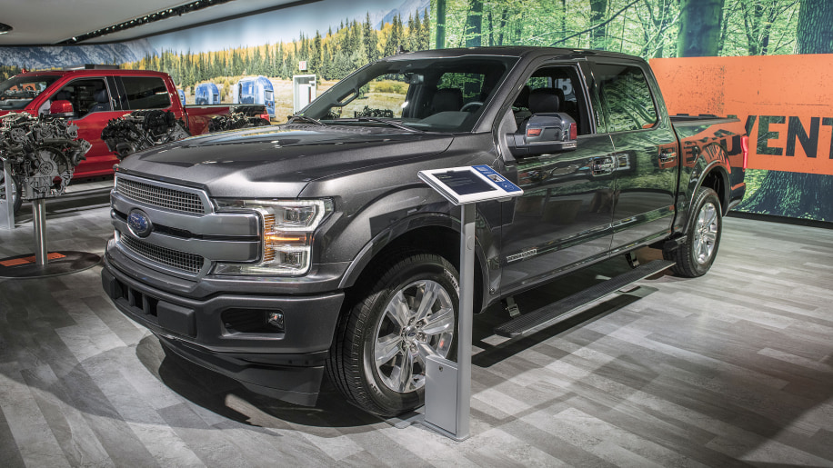 2018 Ford F 150 Buying Guide Specs Safety And Review Autoblog