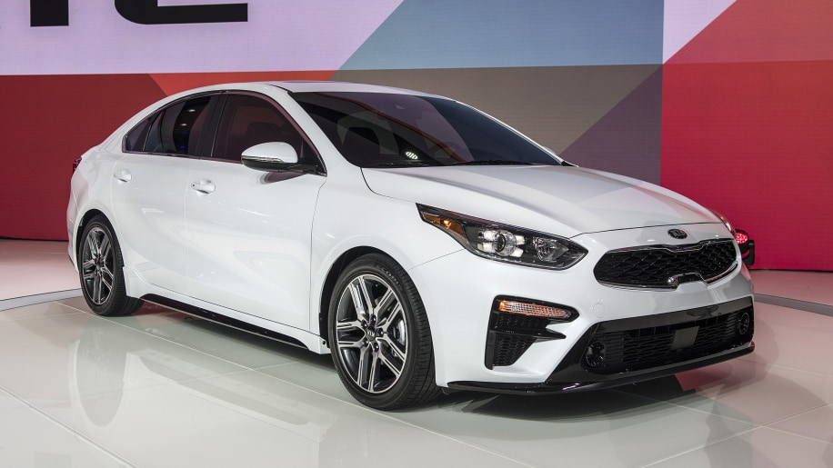 2019 VW Jetta vs 2018 Honda Civic vs 2019 Kia Forte ...