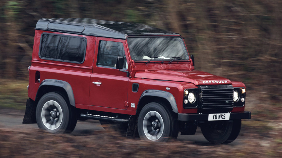 Land Rover Defender 90 70th Edition