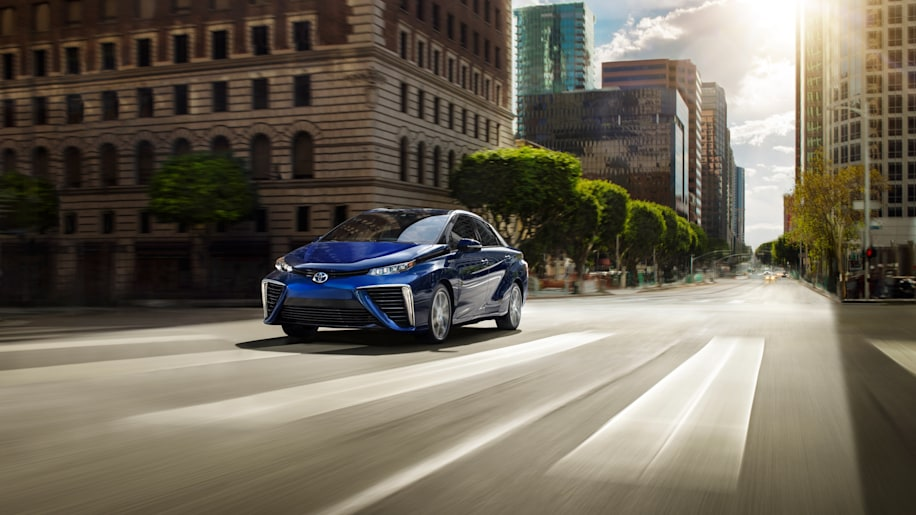 Toyota to start mass production of hydrogen fuel-cell vehicles