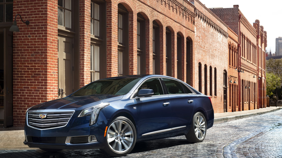 2018 Cadillac Xts V Sport Is A Reminder Of Cadillacs Of Old Autoblog