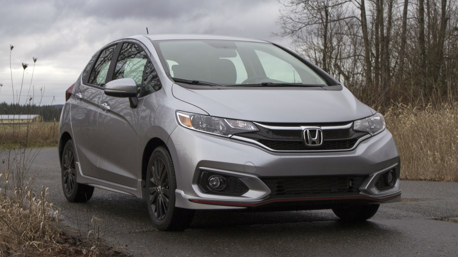 2018 Honda Fit Sport Review And Driving Impressions