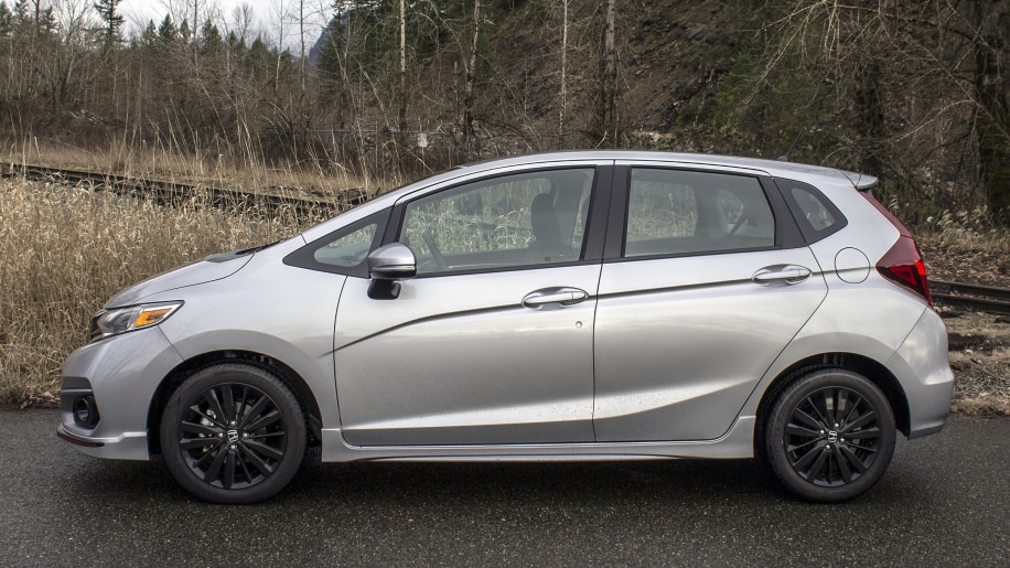 2018 Honda Fit Sport review and driving impressions - Autoblog on