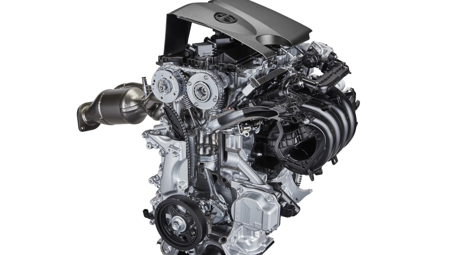 Image result for Toyota Develops World's Most Thermally Efficient Engine