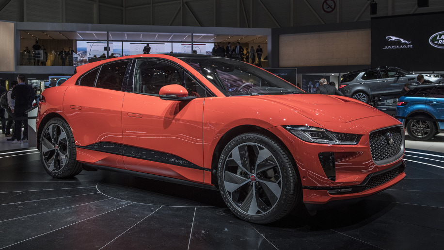 Image result for jaguar i pace
