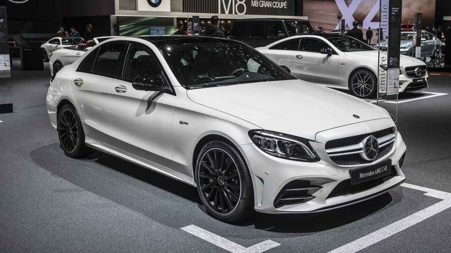 2019 Mercedes Amg C43 Revealed Ahead Of Geneva Motor Show